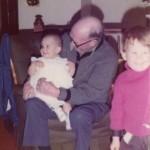 Lynn as a child