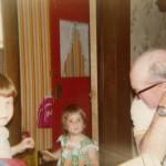 Lynn as a small girl