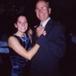 Lynn and Bill Dancing
